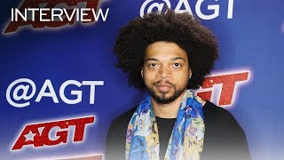 Interview: MacKenzie Talks About His Favorite Moment From Season 14! - America's Got Talent 2019