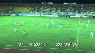 Жемчужина-Сочи - Мордовия - 2:1 (Голы матча)