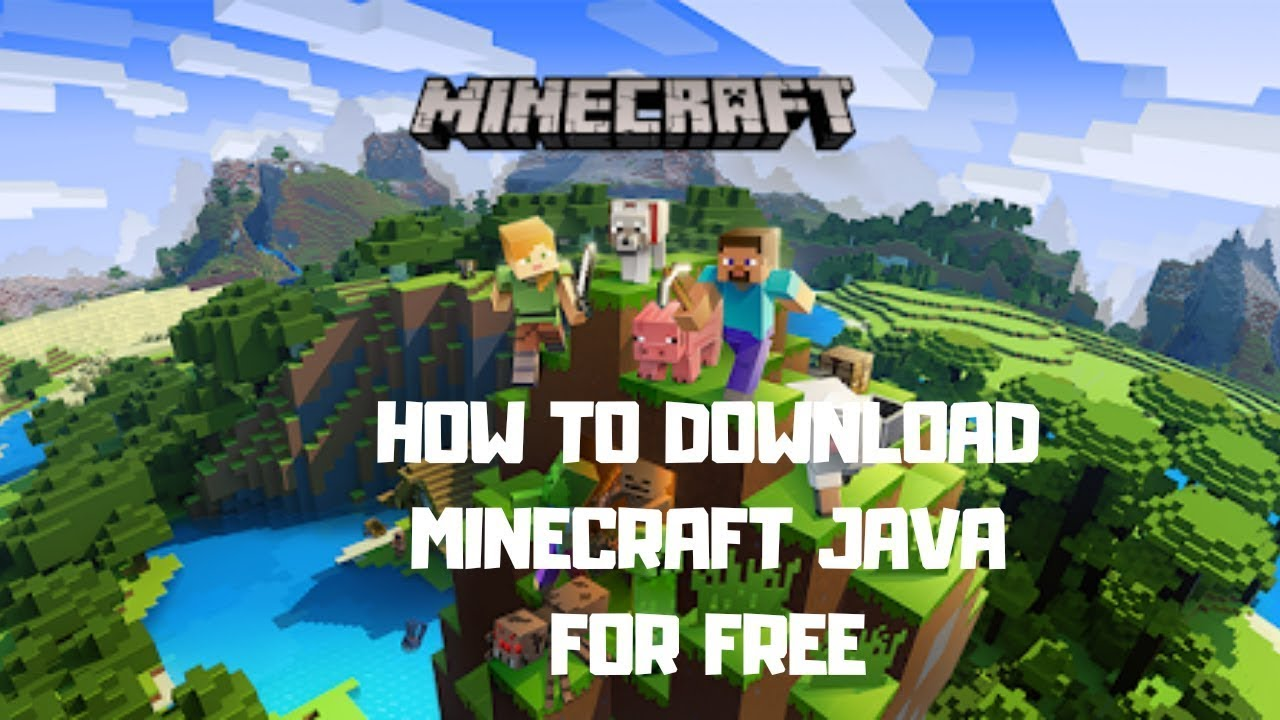 How to download minecraft java edition for free on pc 9%% working with  proof  Latest version