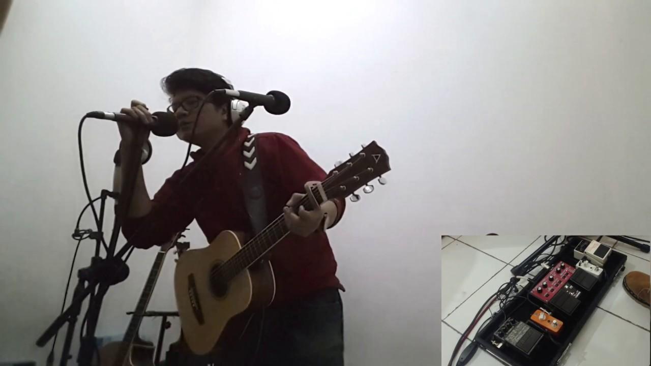 Give me love ed sheeran live loop cover by ian valencio - Ed sheeran give me love live room ...