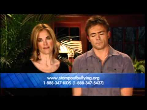 Help Kassie DePaiva and JohnPaul Lavoisier of One Life To Live STOMP Out Bullying™