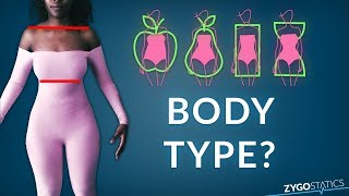 How To Determine Your Body Type | Detailed Tutorial