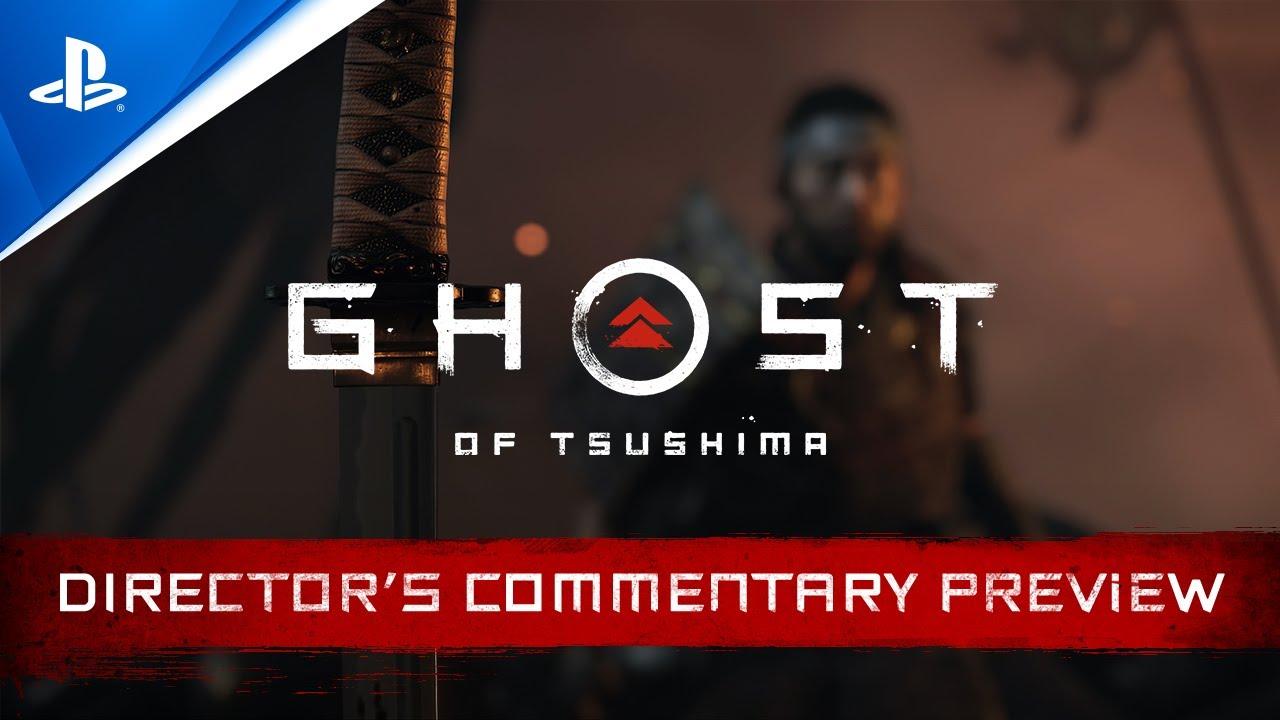 PS4《Ghost of Tsushima》導演評論 中文訪談影片