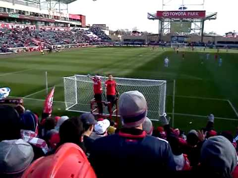 Section 8 Chicago Fire 2011 Home Opener