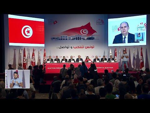 مؤتمر إعلان الفائزين في الدورة الأولى للانتخابات التونسية  - نشر قبل 2 ساعة
