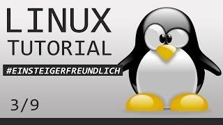 LINUX Tutorial 3/9 | Netzwerk konfigurieren mit statischer IP | Einsteiger Anfänger Grundlagen thumbnail