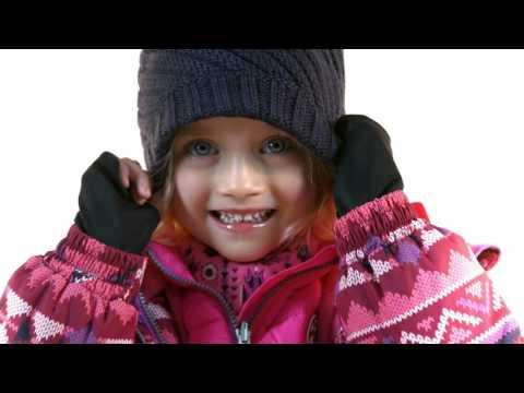 Канадская детская верхняя одежда