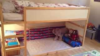 Great children's bed for small rooms