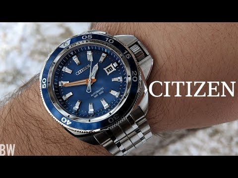 Citizen Signature Grand Touring Sport - One of Citizen's Best