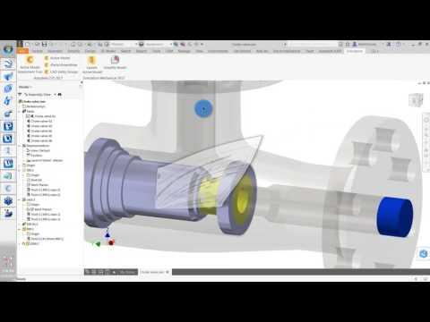 Hướng dẫn sử dụng CFD tối ưu hóa phân bố dòng chảy