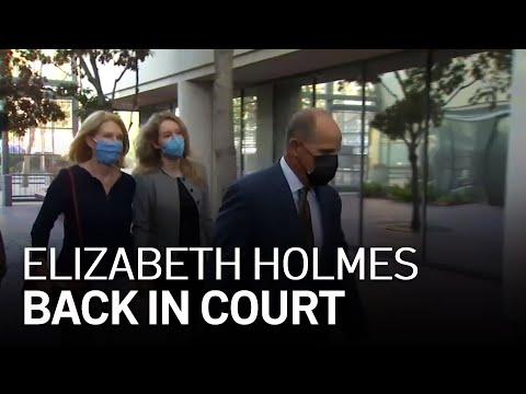 Elizabeth Holmes' Fraud Trial Resumes