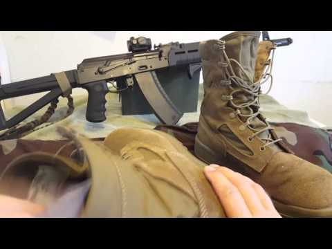 BELLEVILLE 590 USMC HOT WEATHER BOOT REVIEW
