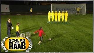 Spiel 4: Freistoß - Schlag den Raab 52