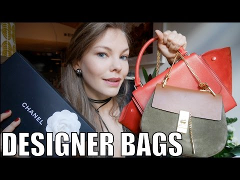 Desginer Bag Collection ft. Celine,Chloe,Gucci,Chanel & more |TheMoments