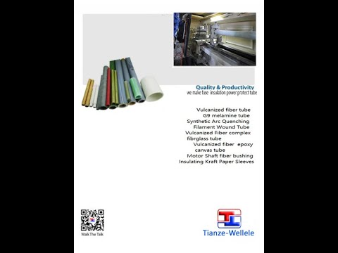 best fuse tube bodies manufacturer line -tianze wellele