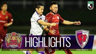 FC琉球vs京都サンガF.C. J2リーグ 第12節