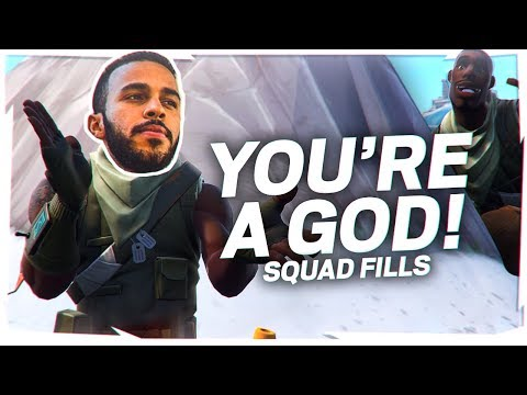 This Kid Was VERY Impressed! Funny Squad Fill Game