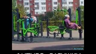 Бабушки бодибилдеры