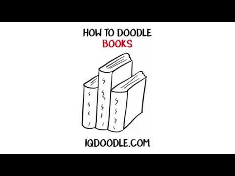How to Draw Books (drawing tips)