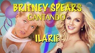 E se Britney Spears cantasse Xuxa?