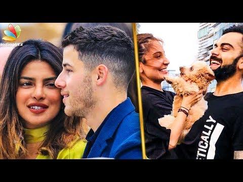 Bollywood Stars Dating time | Priyanka Chopra, Alia Bhatt | Anushka Sharma & Virat Kohli