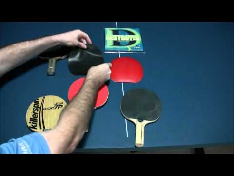 How To Win At Table Tennis - Rubbers, Blades, And Premade Vs Custom Rackets