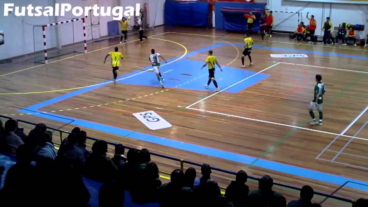 Futsal :: 14J :: Instituto D. João V - 2 x Sporting - 6 de 2010/2011
