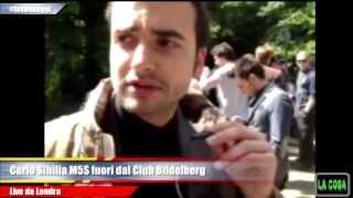 Carlo Sibilia dal Club Bilderberg
