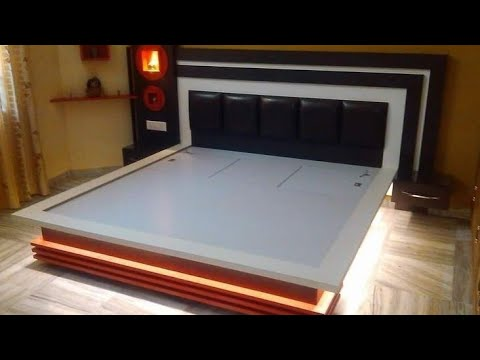 29+ Bed Box Design अपने घर के लिए | Space Saving Furniture For Your Home Live Smart (wood Work Zk)