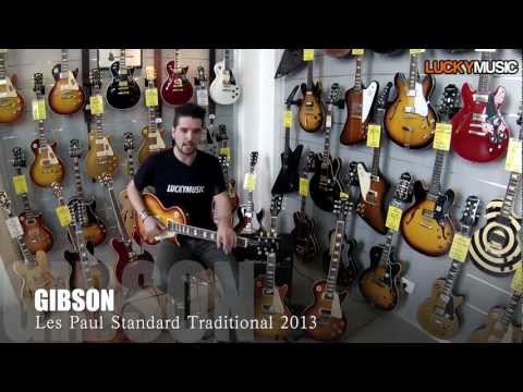 Gibson LES PAUL Standard Traditional DEMO - Lucky Music Network
