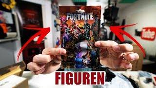 FORTNITE FIGUREN UNBOXING!! - ECHT ODER FAKE? Marco Verzällt #101