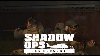 CALL OF DUTY SHADOW OPS RED MERCURY PART 2 GAMEPLAY BY SAM GAMING NETWORK