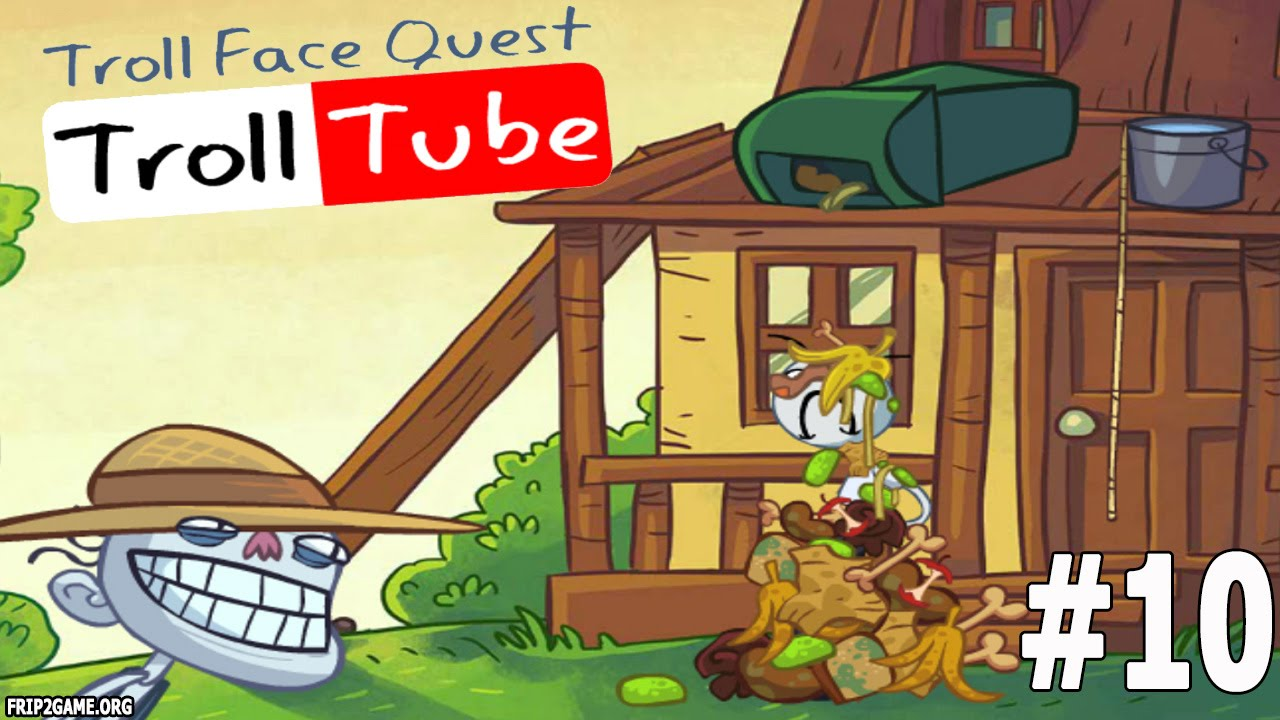 how to play trollface quest video game level 16s