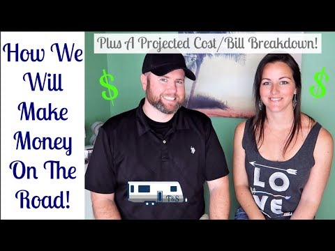What is the Cost of Fulltime RVing  & How We Plan to Pay For Fulltime Rving