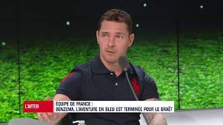"""VIDEO: """"L'équipe de France n'appartient pas à Le Graët"""" tacle Obraniak."""
