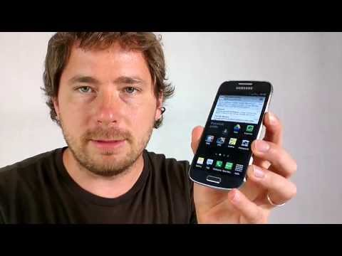 Samsung Galaxy S4 mini (english subtitles)