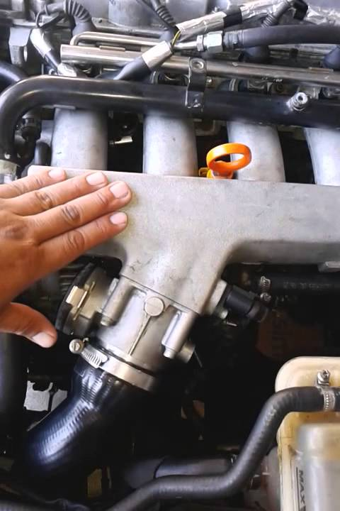Audi A4 Thermostat Replacement