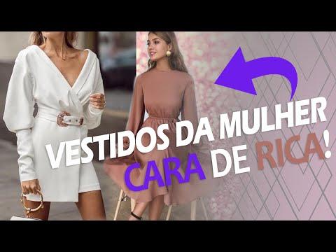 COMO PARECER RICA - VESTIDOS!