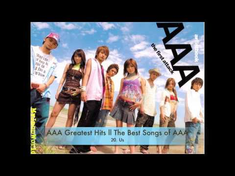 AAA Greatest Hits ll The Best Songs of AAA
