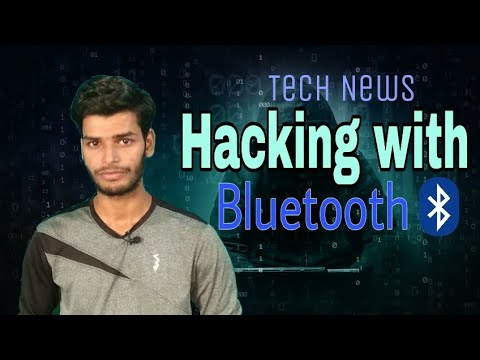 Tech News-Hacking With Bluetooth,Money virus //by-Technical Web