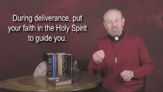 "Ask the Exorcist: ""Is deliverance a gift of miracles in First Corinthians 12?"""