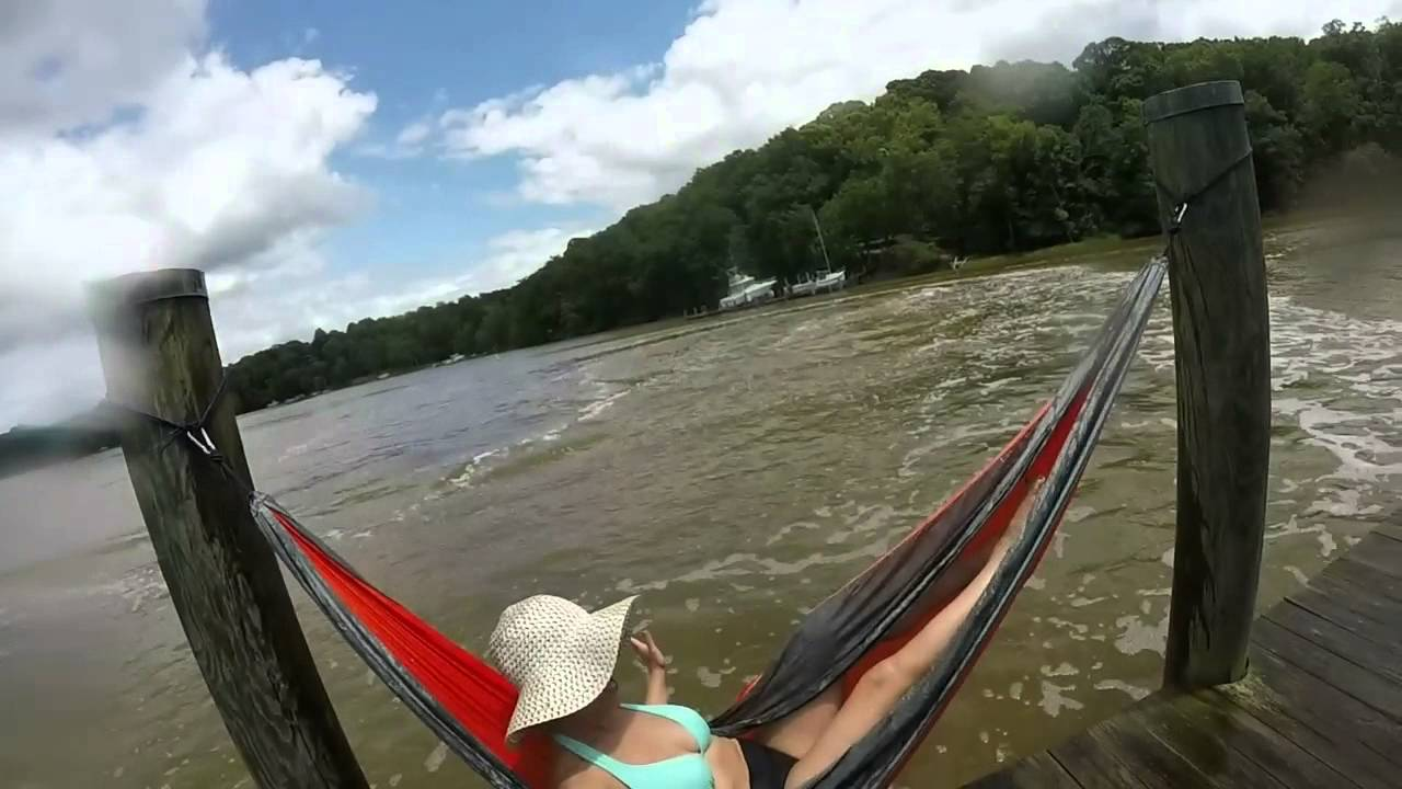 hammock is officially waterproof tested hammock is officially waterproof tested   youtube  rh   youtube