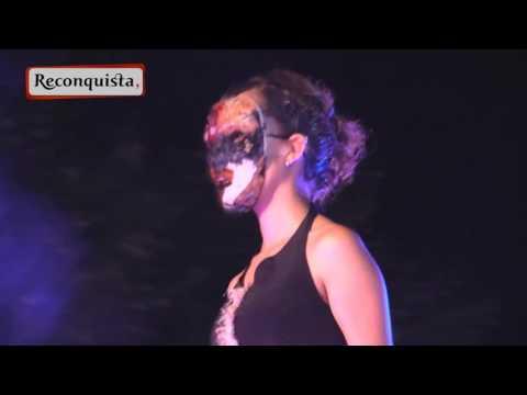 Escalos de Cima vê máscaras em desfile