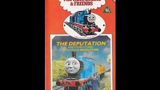 Thomas The Multi Language Tank Engine The Deputation And Other Stories