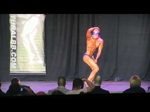 2015 WNBF Washington State Emerald City Pro/Am Posing routine