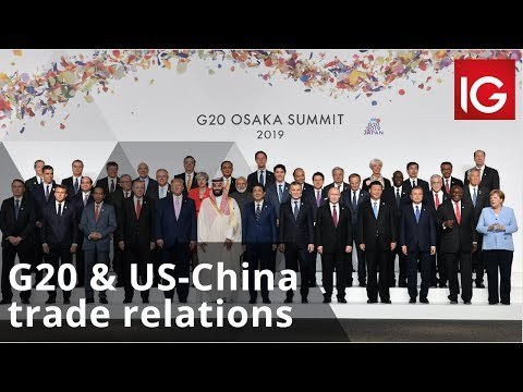 G20 meeting eases US-China trade concerns