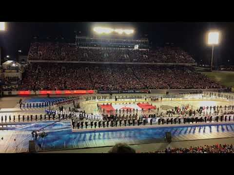 National Anthem and Start to the 2018 Coors Light NHL Stadium Series