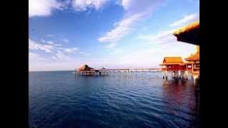 Pulau Pinang 檳城艷- 方艷芬詞曲:王粵生馬來亞春色綠野景緻艷雅,椰樹...