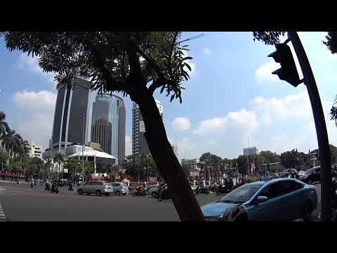 THE WORLD'S WORST TRAFFIC: JAKARTA, the Capital City of INDONESIA