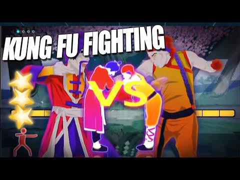 Kung Fu Fighting - Carl Douglas - Dave Ruffy &  Mark Wallis Remix [Just Dance  Greatest Hits]